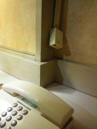 Hotel Fujiyoshi: LAN