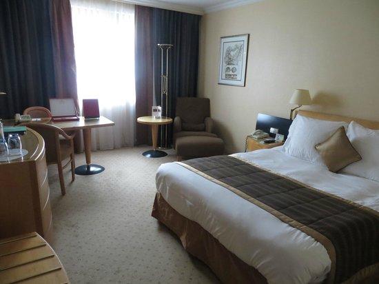 Le Royal Hotels & Resorts - Luxembourg: habitación de lujo
