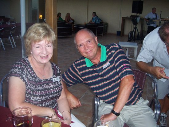 Restaurante Giovanni: Dave & Ann