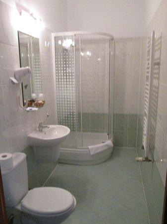 Palac w Rymaniu: toilet