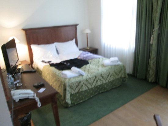 Palac w Rymaniu: room