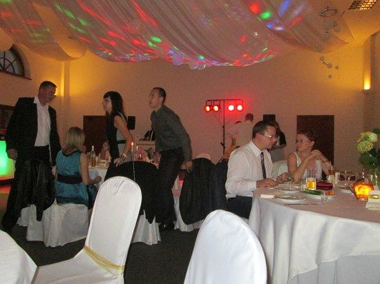 Palac w Rymaniu: wedding hall