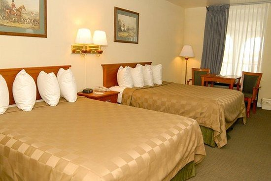 Quality Inn: Double Queen Guest Room