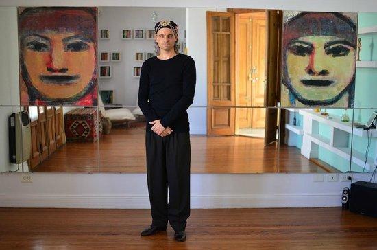 Alejandro Puerta Tango Teachings: Alejandro's Studio