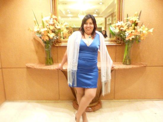 Sheraton Buenos Aires Hotel & Convention Center: feliz