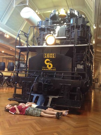 The Henry Ford: Fun with Trains