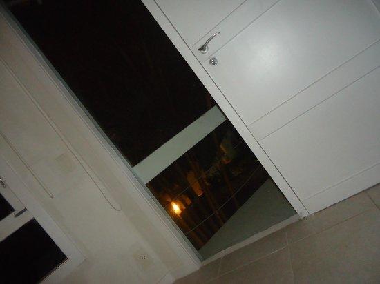 Apa Pau Brasil Hotel : Vista da sacada