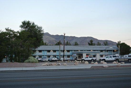 Exchange Club Motel : Motel