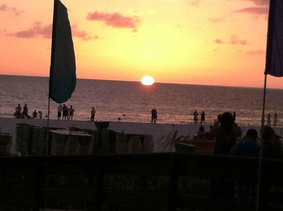 Hilton Marco Island Beach Resort--CLOSED FOR RENOVATIONS; REOPENING DEC. 1, 2017: Sunset