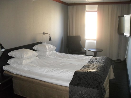 First Hotel Atlantica: Camera doppia