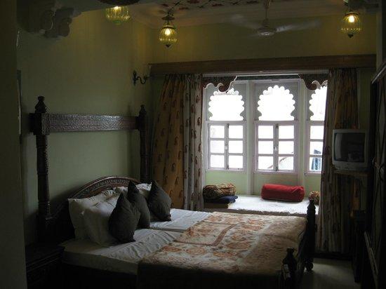 Anjani Hotel: view of room