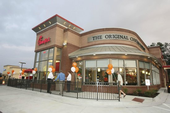 ‪Chick-fil- A of Clemson‬