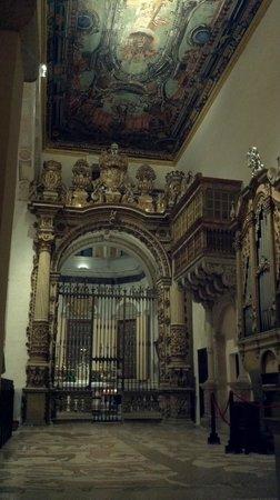 """South of Puglia Day Tours: One of the curches in """"Castello di Otranto"""""""