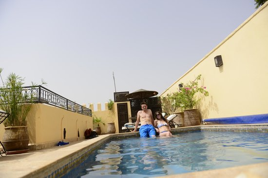 Riad Les Trois Mages: Cooling down