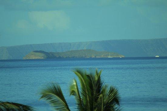 Island Surf Condominiums: view from condo