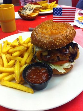 OK Diner: Wednesdays £6 burger