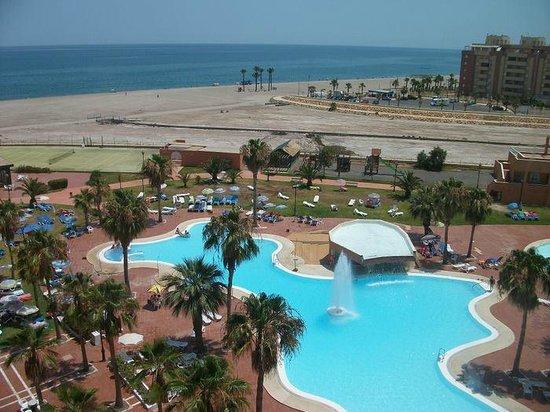 Hotel Colonial Mar: Vista desde la habitación