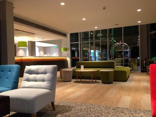 Holiday Inn London - Camden Lock: lobby
