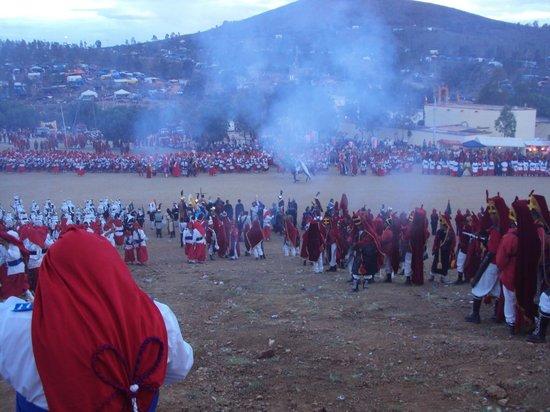 Zacatecas, Mexiko: Batalla