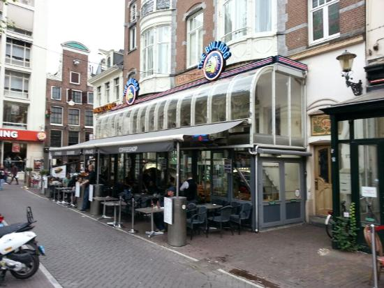 The bulldog hotel amsterdam ristorante recensioni for Hotel vicino piazza dam amsterdam