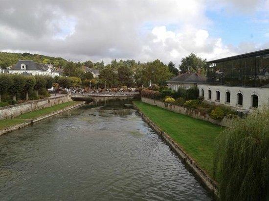 Pierre & Vacances Résidence Le Moulin des Cordeliers : Front of hotel