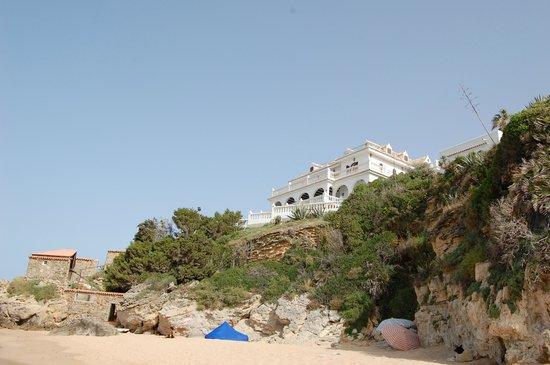 Hotel Mar de Frente: imposant gelegen