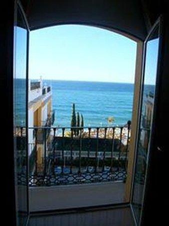 Toboso apar-turis Hotel: Vista desde la habitación