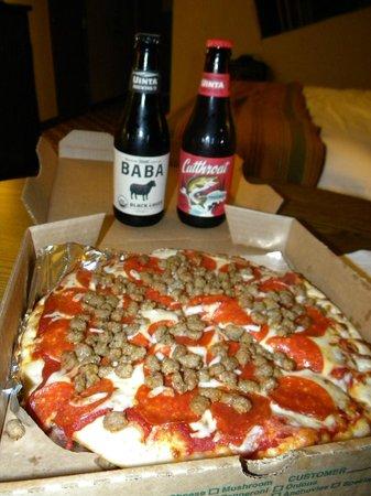 Valhalla Pizza : pizza
