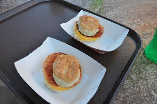 Zion Park Gift & Deli: Breakfast