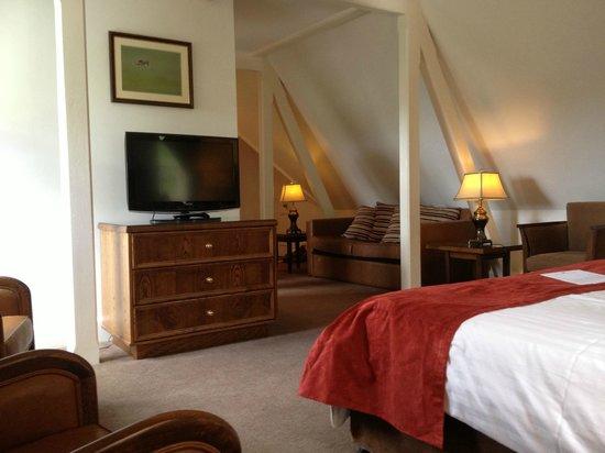Grinkle Park Hotel: Skylark Room