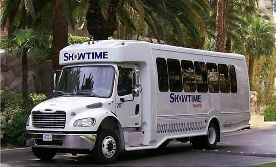 Showtime Tours: Showtime Airport Shuttles