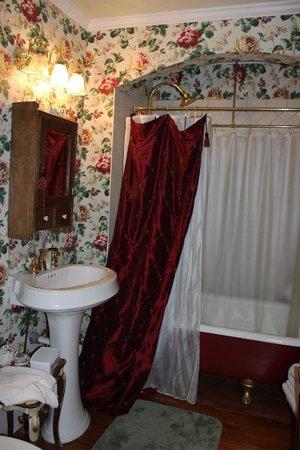 Maison LaVigne: Downstairs bath