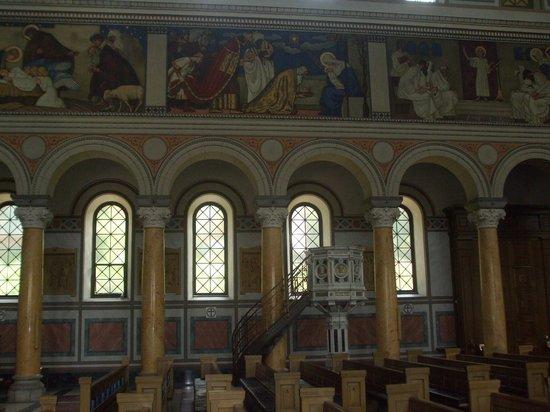 Liebfrauenkirche : Side paintings