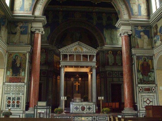 Liebfrauenkirche : Pulpit area