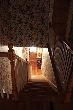 Maison LaVigne: Stairs