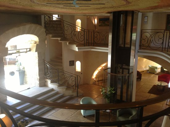 Moulin de Lourmarin: Hall