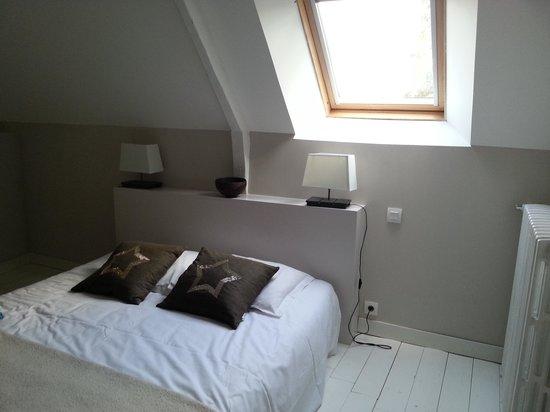 La Haute Flourie: habitacion