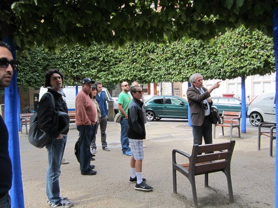 Jewish London Walking Tours: the circle