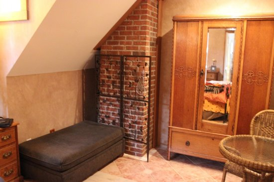 Maison LaVigne: our bedroom