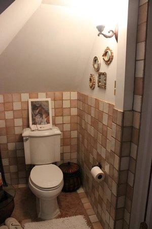 Maison LaVigne: Our Bathroom