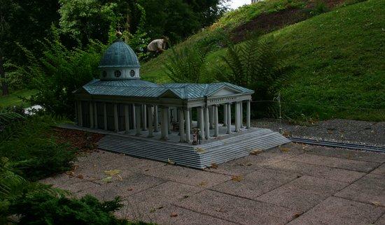 Park Boheminium - Marianske Lazne