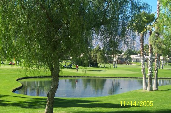 Mesquite Country Club: Golf and Tennis Courts Available during your stay.