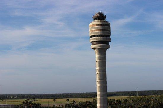 Hyatt Regency Orlando International Airport: Airport Tower