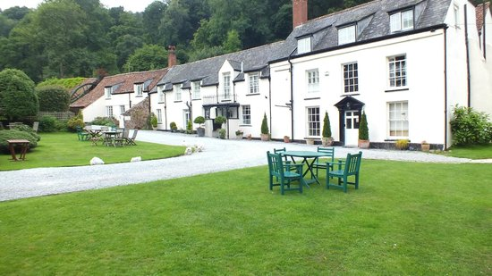 Combe House Hotel: FAB Hotel,  Combe Houes