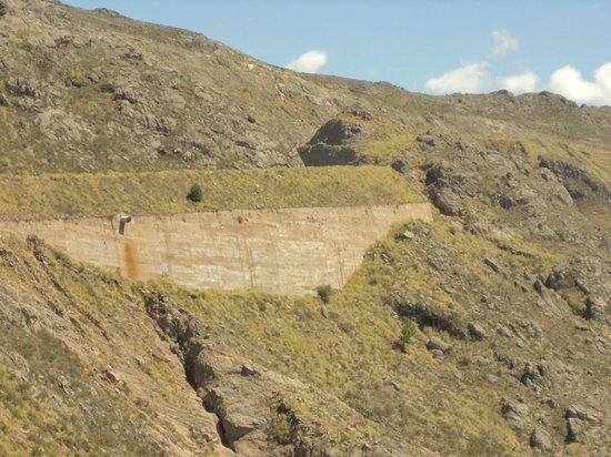 Camino de las Altas Sierras: Camino Nuevo.