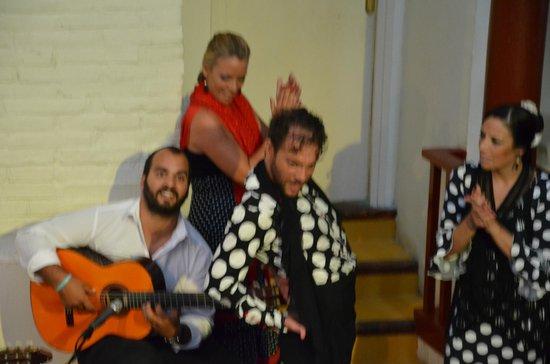 El Tablao de Carmen: Dance