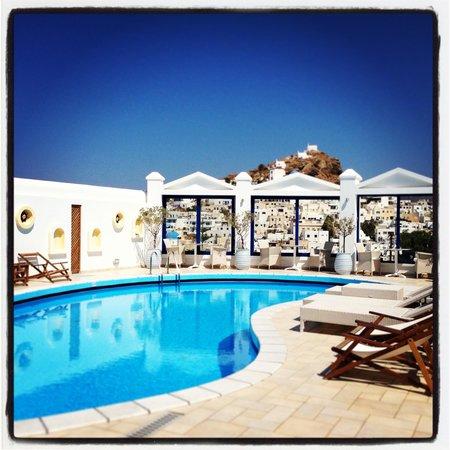 Lofos Village Hotel : Pool