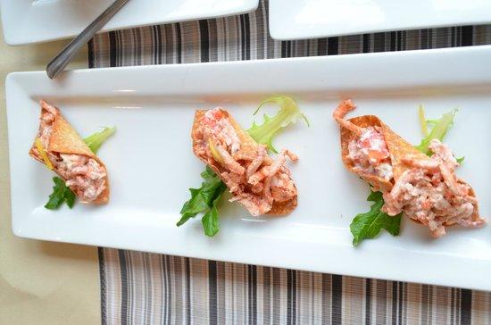 Cape House Restaurant: Lobster tacos