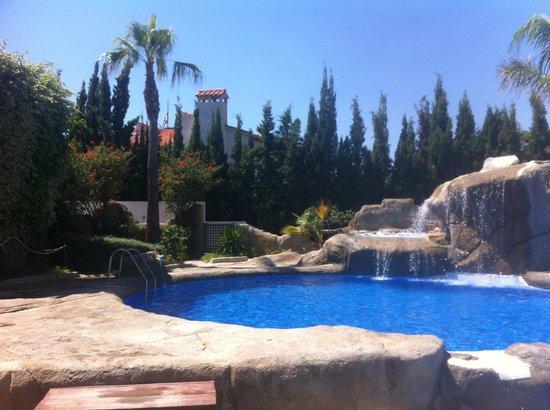 Hotel Rober Palas: pool
