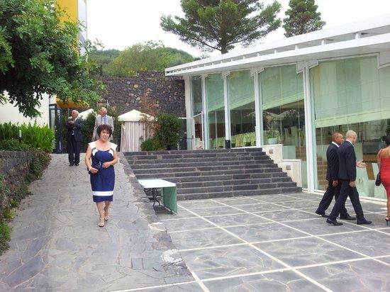 Hotel Esperia Palace: esterno